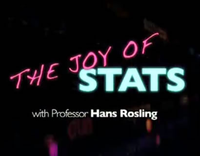 the joy of stats